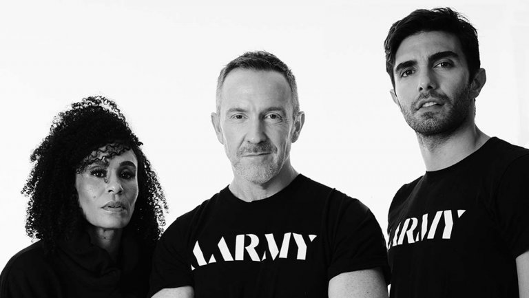Celebrity SoulCycle Instructor Angela Davis Joins Akin Akman as Co-Founder of AARMY Fitness Studio