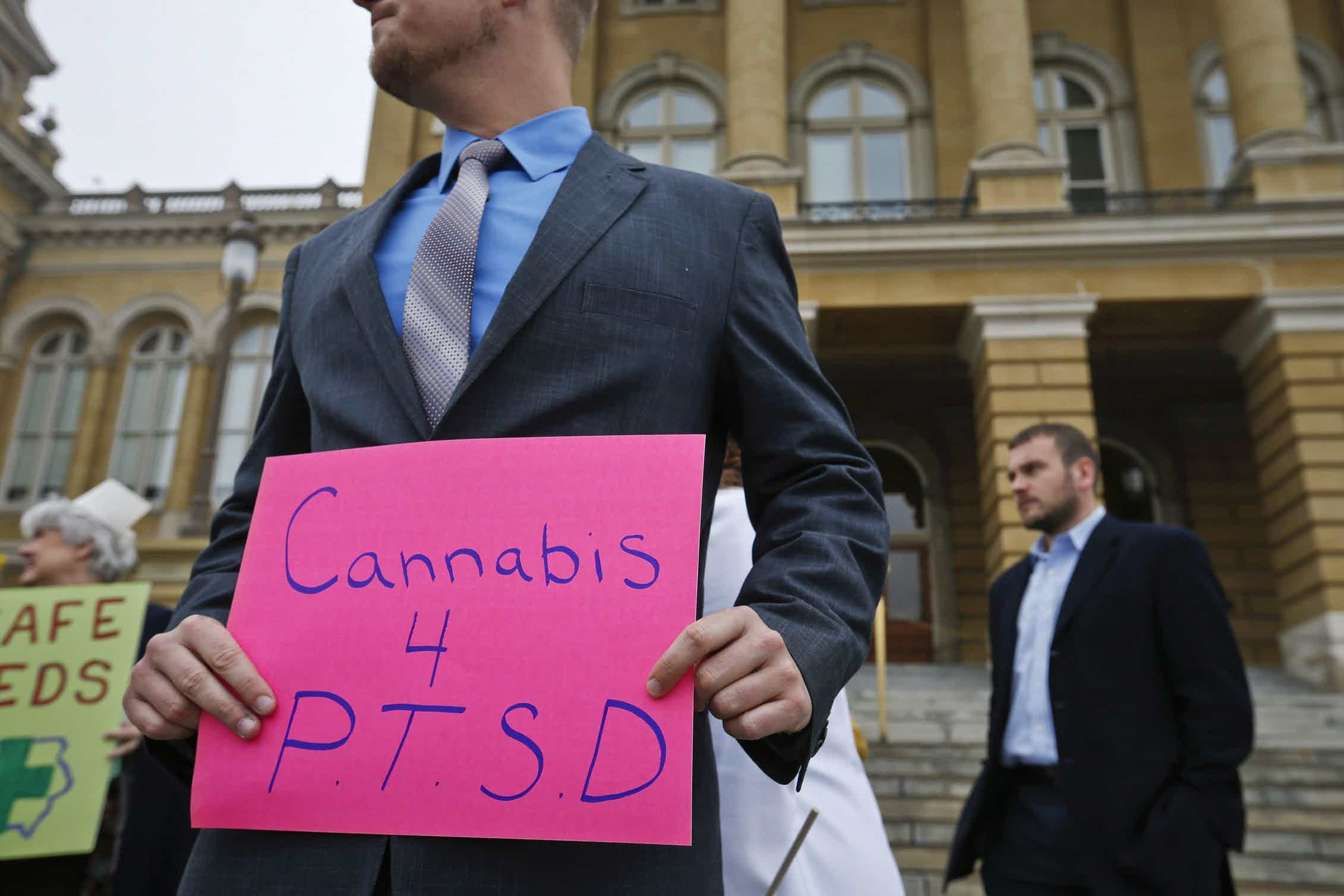 Cannabis shows potential for treating PTSD: New study