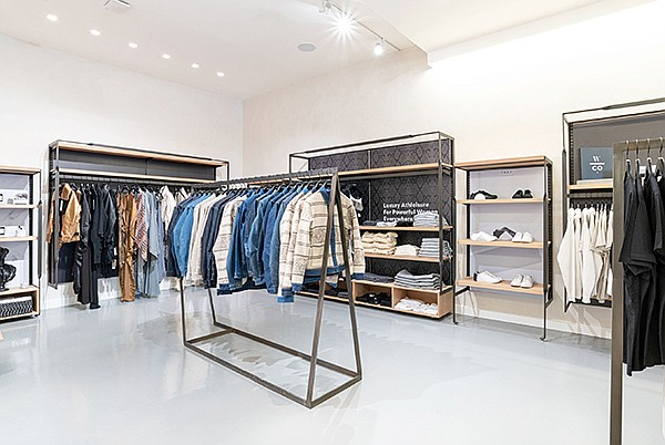 Forum, a Retail-As-A-Service Shop, Opens on Melrose