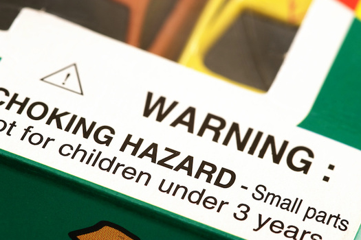 Report Finds Unsafe Toys Still in Stores