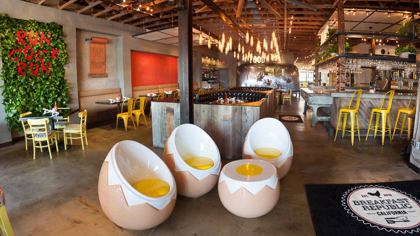 San Diego's egg-crazy Breakfast Republic is coming to L.A.