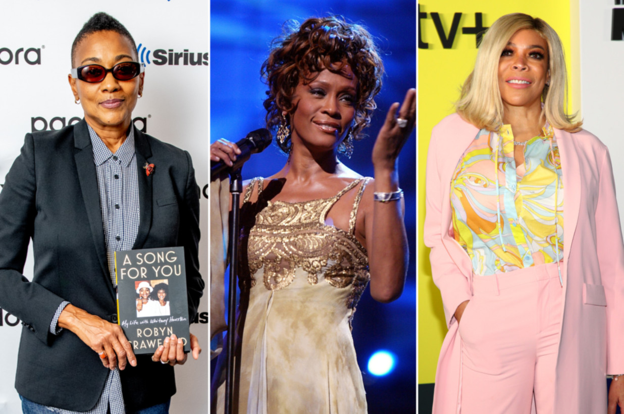 Whitney Houston and Robyn Williams once plotted to confront Wendy Williams