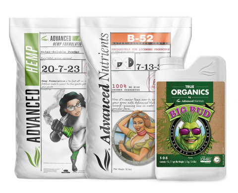 Advanced Nutrients Launches Three New Products in Celebration of Milestone 20th Anniversary at MJBizCon