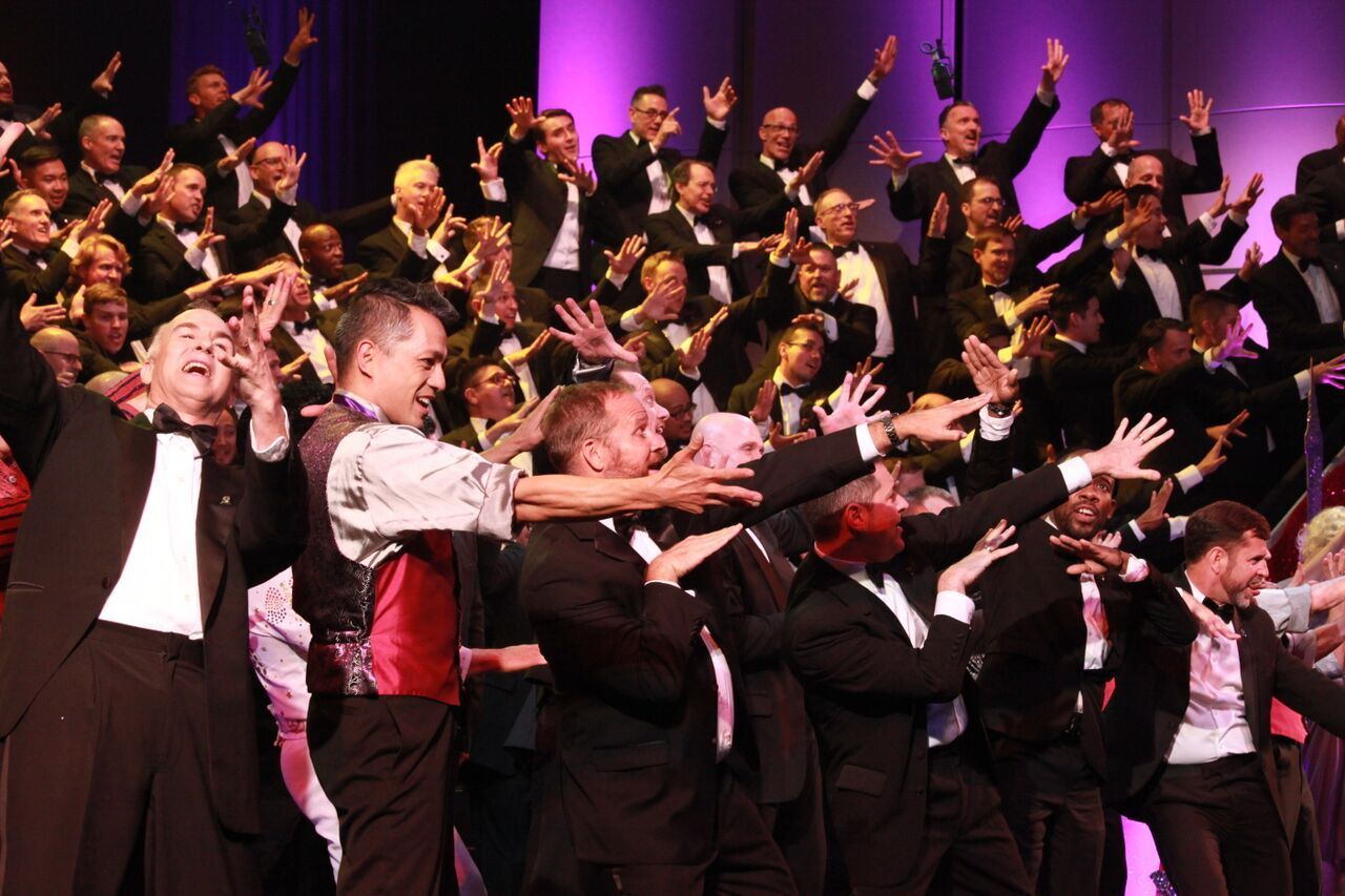 How the Gay Men's Chorus of L.A. Keeps Going