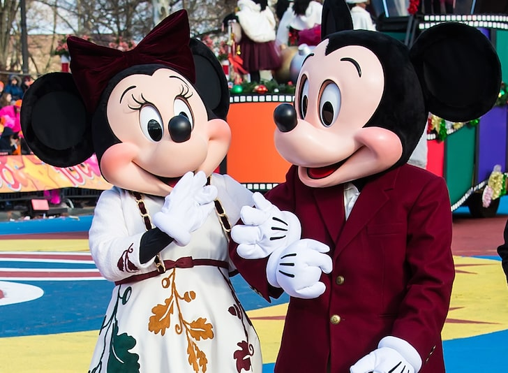 Disney World Employees Say Patrons are Groping Them