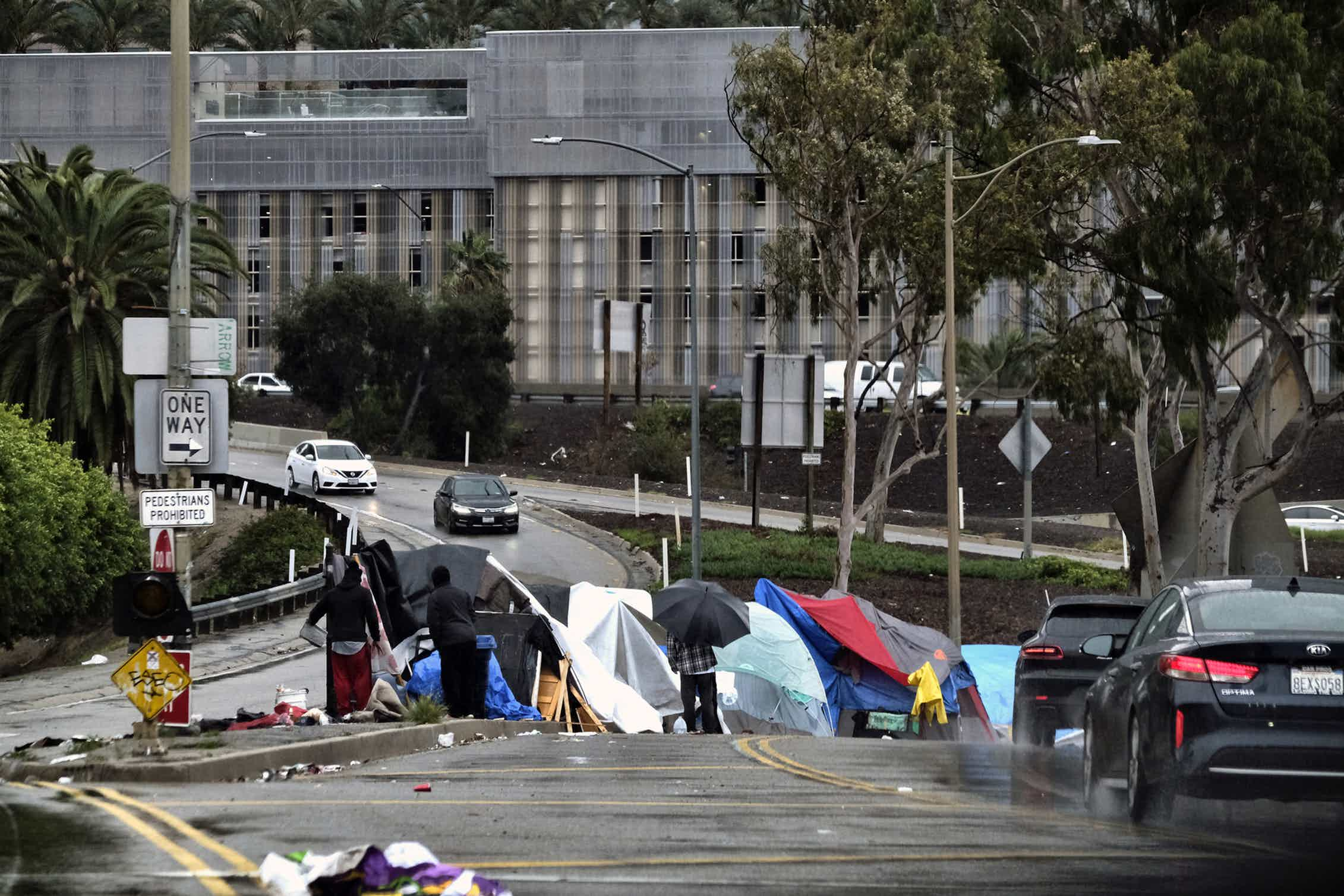 Transgender homeless Americans find few protections in the law