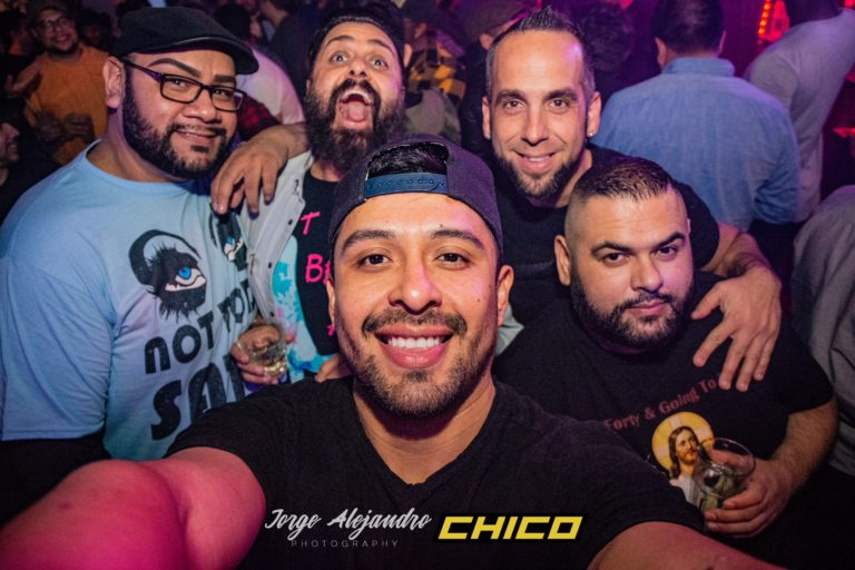 Latino gay Clubs Cobra and Chico celebrate two decades