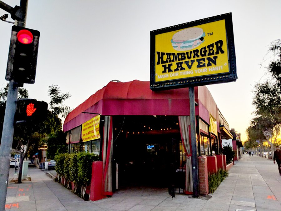 Hamburger Haven is Closing Christmas Eve After Serving WeHo for 40 Years
