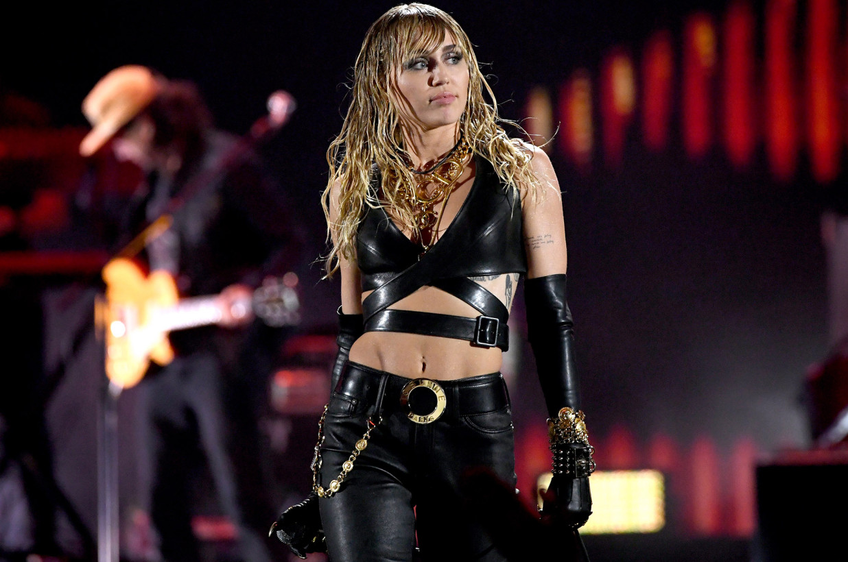 Miley Cyrus reaches settlement in $300M lawsuit over 'We Can't Stop'