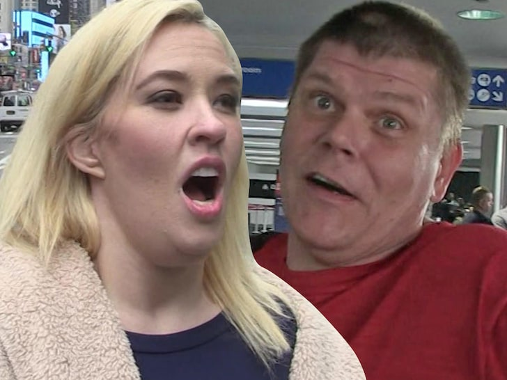Mama June & Geno Kicked Out of Georgia Hotel Over Unpaid Bill