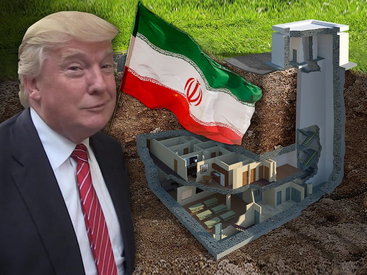 Trump's Iran Conflict Has Americans Shopping for Bunkers