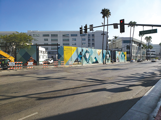 Metro given go-ahead for holiday work in Beverly Hills