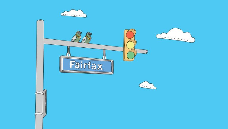 L.A.'s Famed Fairfax District to Become Amazon Animated Comedy