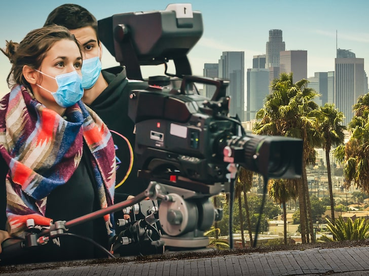 Coronavirus Not Preventing Foreign Filmmakers from Shooting in U.S.