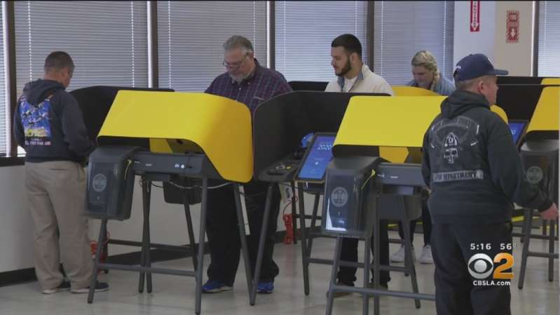 Early Voting Begins In LA County 11 Days Ahead Of March 3 Primary