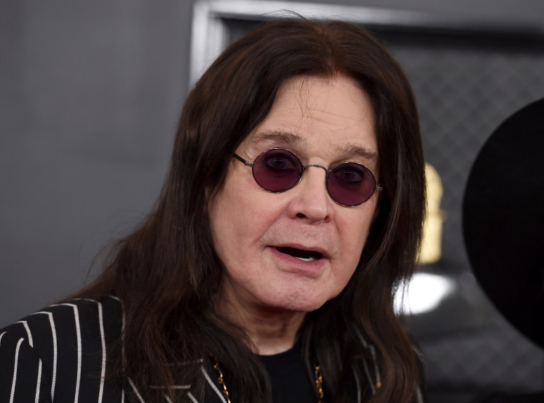 You can get a permanent Ozzy Osbourne tattoo as part of his album promotion