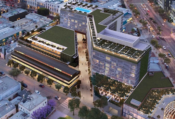 Faring Seeking $375M in Construction Financing for WeHo Mixed-Use Project