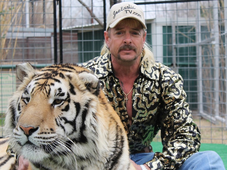 Joe Exotic in Talks To Be Face of New Streetwear Fashion Line