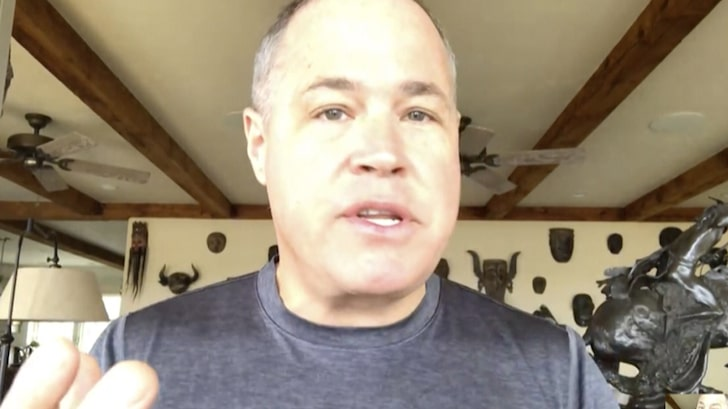 Biologist Jeff Corwin Says Animals Need Stimulation In Quarantine